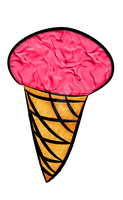 Ice-cream | Glace by Nikys14
