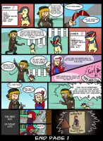 Subway's Nuzlocke Page 1-5 by Kame-Ghost