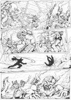 The coming of the Towers page 3 by JoeTeanby