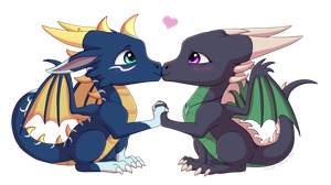 Boop - commission by IcelectricSpyro