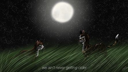 we ain't never getting older by GreatMaple