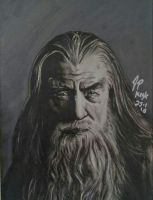 Gandalf by JPKegle