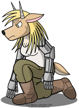 Sable, Upgraded by LordDominic