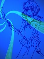 Sailor Saturn by Lady-Lotus