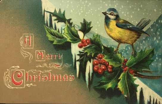 Merry Christmas Tweets by Yesterdays-Paper