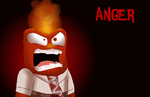 Anger by JYNFury14