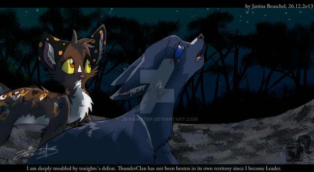 Into the Wild - Difficult Times by JB-Pawstep