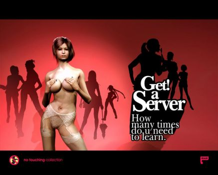 No Touching Collection: Server by Panosware
