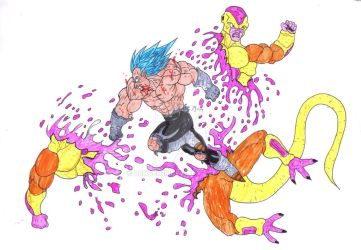 Ressurection Of Freeza by Bender18