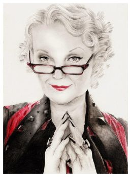 HP - Rita Skeeter by Touya-shi