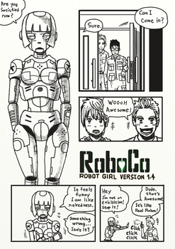 RoboCo 04 by abbieSS