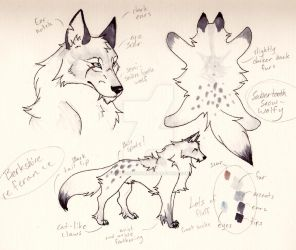 Berkshire Quick Reference by CaptainMorwen