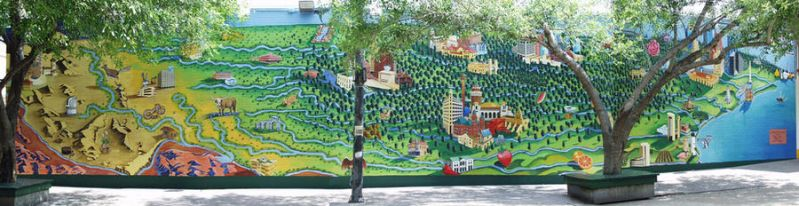 Tejas mural by tommyb709