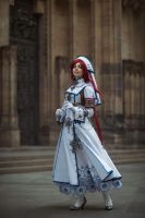 TRINITY BLOOD: Lady Saint by MiraMarta