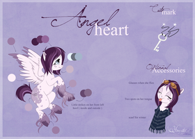 Angelheart - character sheet by hecatehell