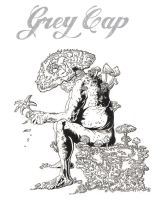 Jeff VanderMeer's Grey Cap by Orion-Zangara