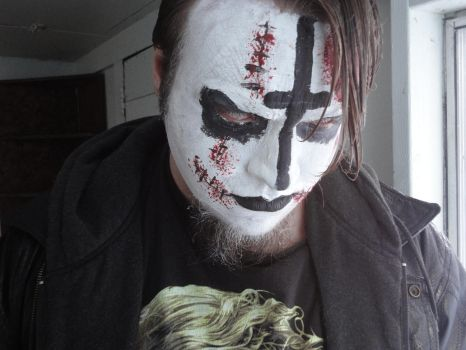 The shadow within me by SicSlipknotMaggot