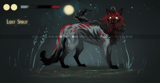 Adopt Lost Spirit auction  (SB $13)[CLOSED] by Daytonvira