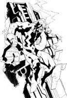 BlackBolt Inks by mikebowden