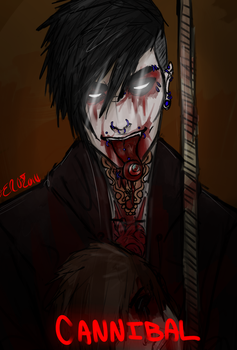 cannibal by tiniestbat