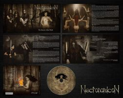 Original Necronomicon's The Return of the Witch by deaded78