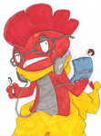 Because Scrafty by Scrafty112