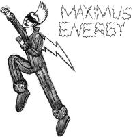 Maximus Energy- Break Time Sketches by jamesgannon
