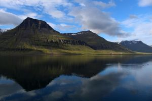 Eastern Fjords of Iceland by Lilleninja