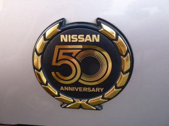 50 years of Nissan by BRAINFART09