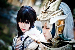 This feeling, almost akin to love. Ma Chao! by maocosplay