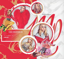 PACK PNG 667 | CARA DELEVINGNE. by MAGIC-PNGS