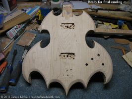 the bat bass 77 by J-Mobius