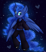 Princess Luna by Shreezie