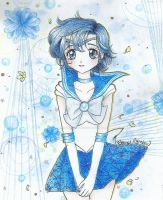 Sailor Mercury by eternalrainbow7