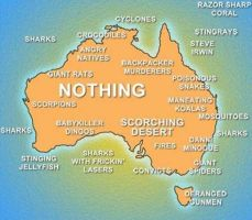 my map of Australia by bad-girl-sniper