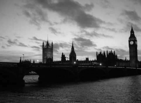 Parliament eventide by shoreview