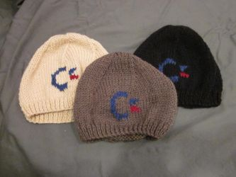 Commodore Hats by kiapurity