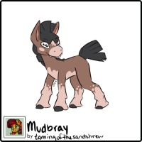 Alola Dex Project - Mudbray