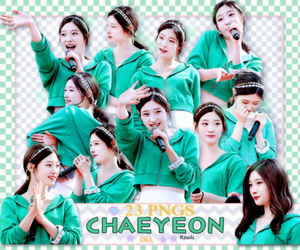 [ PACK RENDER #45 ] PACK RENDER CHAEYEON - IOI by Risahhh