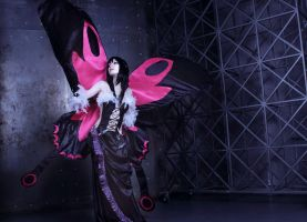 Accel World cosplay by Nastarelie