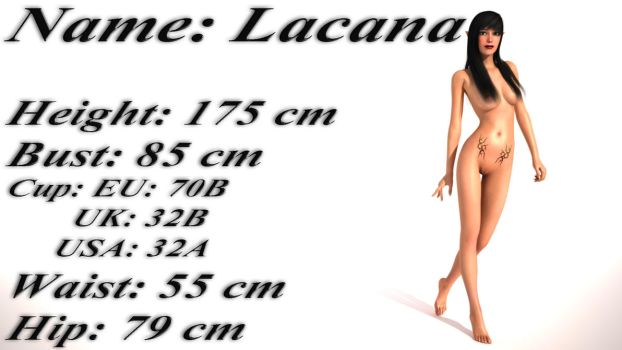 Lacana - Measurements by mrmorfium
