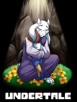 Undertale Fanart by Twokinds
