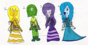 FREE Sapphire Adopts (OPEN) by MidnightMadness7