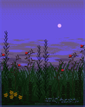 midnight plants by Forheksed