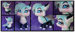 Rhapsody the Kyunru Custom Plush by Nazegoreng