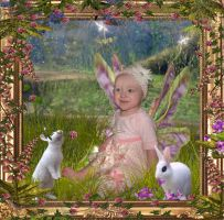 Easter Fairy by Jenifer10