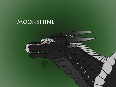 MOONSHINE by talons-and-tails