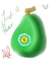 Just a Pear by HelloSunniLove