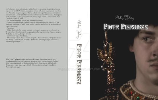 Peter the First - book cover by olgasha