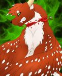 Bullets...They Hurt by Redwolfless